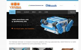 Yemsa Machinery Web Site