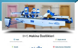 Bülent Machinery Web Site