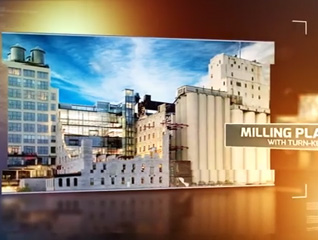 Sumak Milling Showreel Presentation